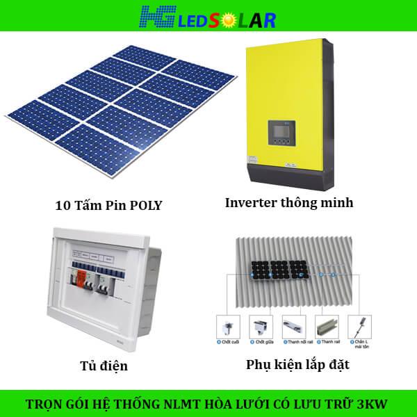 Vật tư điện mặt trời