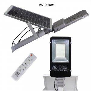 Đèn Pha đường số năng lượng mặt trời
