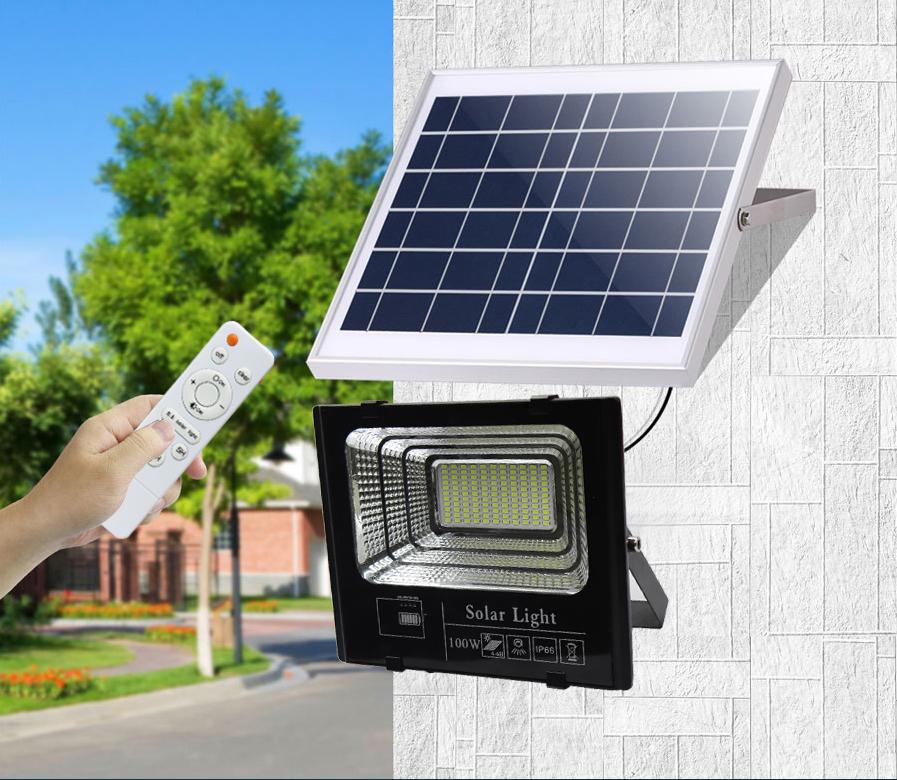 Đèn năng lượng mặt trời 100w hg4