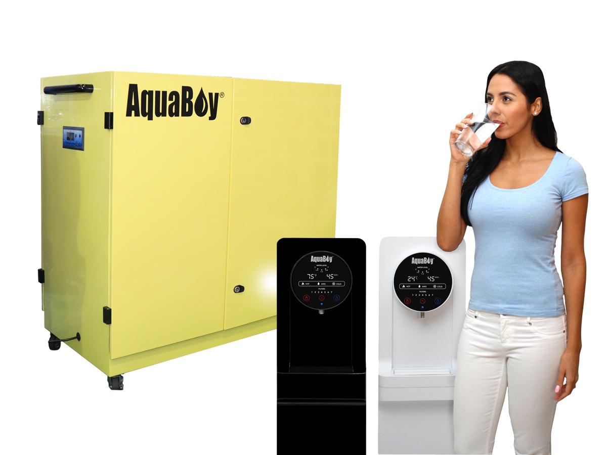 Máy tạo nước từ không khí Aquaboy